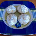 SECRET SNOWBALL COOKIES